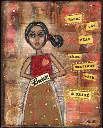art-brave-girl
