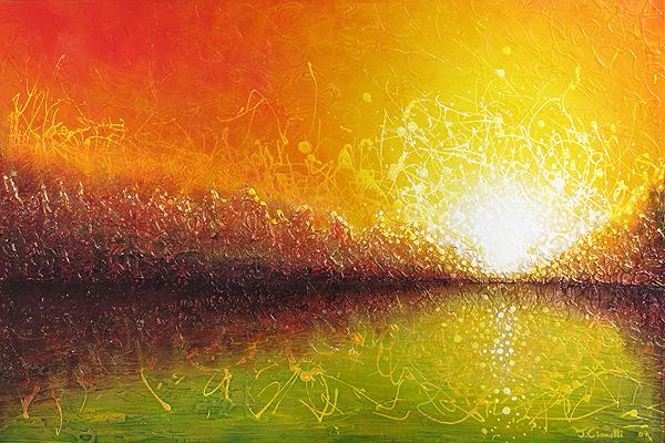 Bursting Sun  Cianelli Studios blog