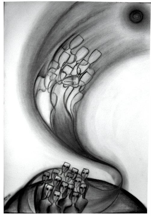 Taif Ali Al Jurdi - Syrian Artist