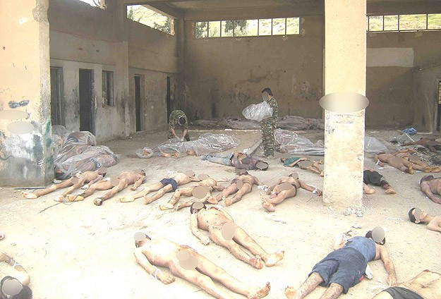 Victims of torture in Assad regime's prisons. 55 thousand photos were leaked by the photographer nicknamed: Caesar.