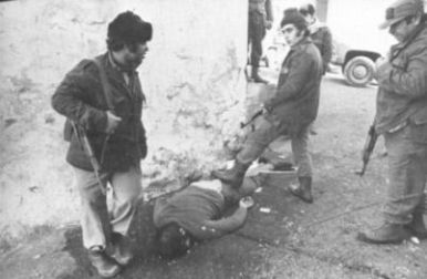 Hama Massacre committed by Syrian regime forces 1982